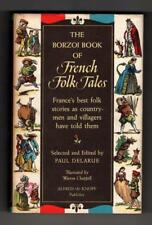 The Borzoi Book of French Folk Tales by Paul Delarue (First Edition)