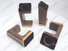 nogal Cerezo Reloj de Apple SERIE 1 2 madera Sostenedor Con Soporte Base carga