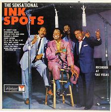 [G LP] The Sensational Ink Spots - DS 2227 - Vinyl LP Record Album - Diplomat