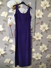 Monsoon Beautiful Silk Maxi Dress size 12 ♡ ♡  ♡