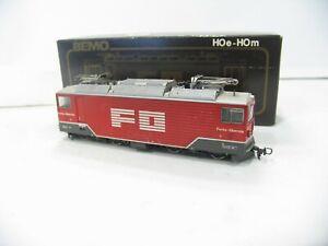 BEMO HOm 1260 201 E-LOK Ge 4/4 rot der FO   VP2971