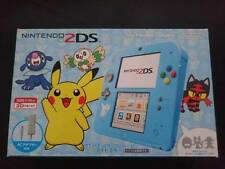 Nintendo 2DS Pokemon Sun Moon Light blue New F/S