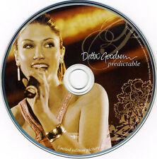 "DELTA GOODREM ""Predictable(PictureDisc)"" 2003 3TrkCD ""HappyXmasWarIsOver"" *Voice"