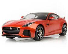 Jaguar F-Type SVR Coupe  Händlermodell TrueScale  Firesand orange  1:18 NEU OVP