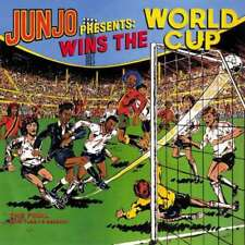 Henry ' Junjo ' Lawes - Junjo presenta Wins THE WORLD NUEVO CD