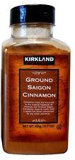Kirkland Signature Ground Saigon Cinnamon 10.7 oz  1 PC- or 2 PC 21.4 oz