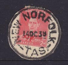 Postmark: New Norfolk Tas