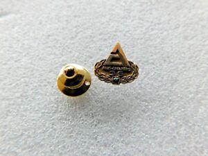 Vintage 1/10 10k Gold Filled Allis-Chalmers 35 Year Loyal Service Award Pin