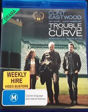 Trouble with the Curve - Clint Eastwood  (Blu-ray: B - 2013)
