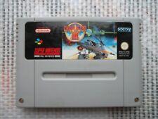 Jeu super nintendo  / SNES Game Choplifter 3 PAL retrogaming original*