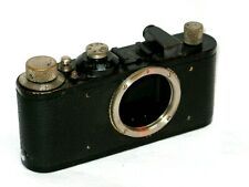 1934 Leica Model (A) Standard Camera  1934 # 123135 PERFECT WORKING