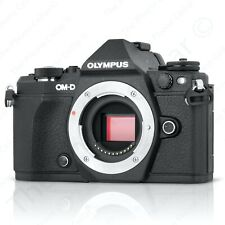 Olympus OM-D E-M5 Mark II Digital Camera Body Only 16.1MP 3