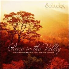DAMAGED ARTWORK CD Dan Gibson: Peace in the Valley
