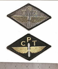 #296  CADET PIOLET TRAINING PATCH