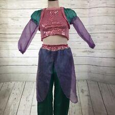 Happy Halloween Place Youth Arabian Genie Costume Size Medium 7/8. (Y6)