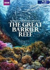 DAVID ATTENBOROUGH - GREAT BARRIER REEF (2016): NEW BBC Nature TV Series BLU-RAY