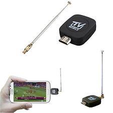 Mini Portable Micro USB DVB-T HD TV Tuner Stick Dongle Receiver for Samsung B0G9