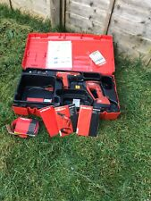 Hilti Dx351 Bt Powder Actuated Tool, Xbt 4000-A Drill, without  Charger.