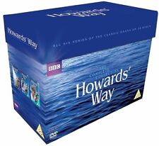 Howards Way  Series 1-6 Dvd Box Set New