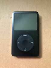Apple iPod classic 6th Generation Black (80 Gb) *Tested* *Working*