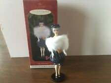 Hallmark Keepsake Barbie Gay Parisienne Collectors Series 1999