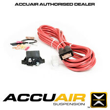 Accuair aa-wirekit-70a double compresseur kit de câblage 70 amp power supply kit