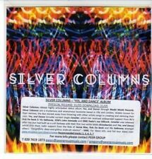 (CC795) Silver Columns, Yes And Dance - DJ CD