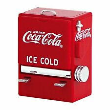 TableCraft Coca-Cola / Coke Vending Machine Toothpick Dispenser