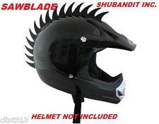 mx dirt bike helmet mohawk kawasaki kx85 kx 125 kx250 100 65 klx 140 110 yz rm S