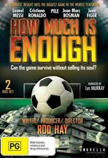 How Much Is Enough (DVD, 2014, 2-Disc Set)