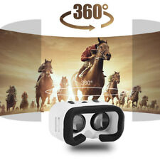 3D Virtual Reality VR Headset Movie Glasses Goggles Box For Samsung for iPhone