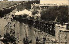 CPA  Luc-en-Diois (Drome) - Le Viaduc   (350274)
