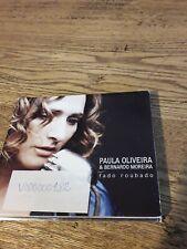 OLIVEIRA,PAULA-FADO ROUBADO (US IMPORT) CD .. bernardo moreira ..