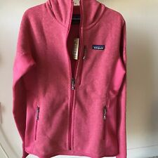 New Patagonia Women's Performance Better Sweater Fleece Hoody Jacket Size Small