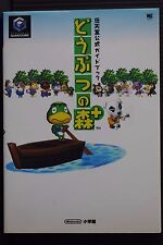 JAPAN Animal Crossing / Doubutsu no Mori + Official Guide Book Not With CD-ROM