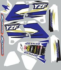 Graphics for 2000-2002 Yamaha YZ250f YZ426f YZ 250f 426Decal fender shrouds
