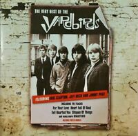 THE YARDBIRDS the very best of (CD compilation) rhythm & blues, blues rock, 2008