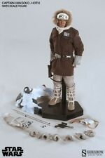 Captain Han Solo Hoth STAR WARS SIDESHOW Collectibles 1:6 Scale MIB UK seller