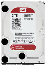 "Western Digital Red 2TB, Internal, 5400 RPM, (3.5"") Hard Drive for NAS"