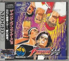 THE KING OF FIGHTERS 94 KOF SNK NEO GEO AES  NO MVS CD POCKET JAPAN JAPANZON