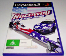 Raceway: Drag & Stock Racing PS2 PAL *Complete*