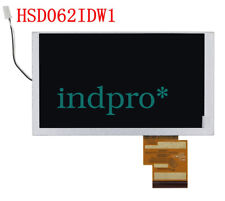 NEW 6.2 inch KR062PA2S HSD062IDW1 800*480 60Pin LCD Display Screen for Car-DVD