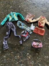 Lot Doll Clothes Barbie My Scene Dolls Pants Jacket Purse And More