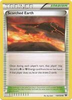 Pokemon TCG x3 Scorched Earth 110/124 XY Fates Collide Uncommon Trainer NM/M