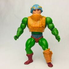 MAN-AT-ARMS Near Complete Vintage 1982 He-Man Masters of the Universe #13