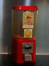 Original Kaugummiautomat, Nußautomat aus den 70er Jahren - 20 Cent - kultig