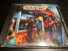 Vulture - Easier To Lie CD