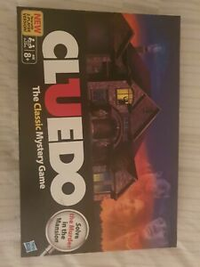 Cluedo the classic mystery board game. Lockdown Fun!