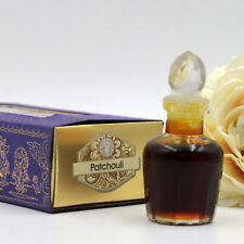 Patchouli Öl Patschuli 10ml Indien Hippie Patchuli Duftöl parfum Glasflakon t10