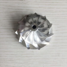 K16 5324-123-2201 45.78/61.98mm 11+0 blades billet compressor wheel